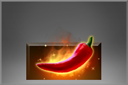 Cosmetic icon The International 10 Battle Pass - Consumable Hot Pepper.png