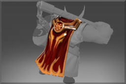 Cosmetic icon Cape of the Tipsy Brawler.png