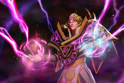 Cosmetic icon Sinister Lightning Loading Screen.png