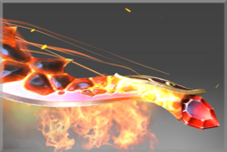 Cosmetic icon Off-hand Weapon of the Volcanic Guard.png