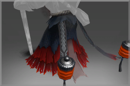 Cosmetic icon Beholden of the Banished Ones - Back.png