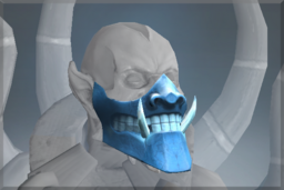 Cosmetic icon Frozen Emperor's Demon Mask.png