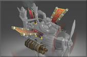 Gatling Cannon of the Dragon Emperor