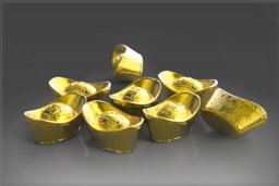 Cosmetic icon Pile of Flamesalt Ingots.png