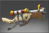 Rifle of the Howling Wolf