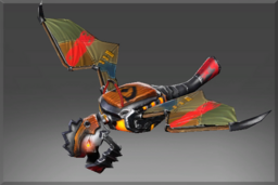 Cosmetic icon Burning Iron.png