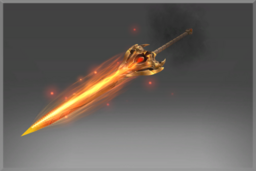 Cosmetic icon Spear of the Daemonfell Flame.png
