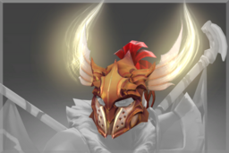 Cosmetic icon Helm of the Honored Servant of the Empire.png