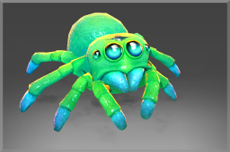 Cosmetic icon Lycosidae's Spiderling.png