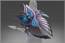 Cosmetic icon Shield of the Silvered Talon.png