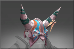 Cosmetic icon Helm of the Warstomp Clan.png