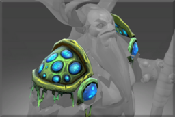 Cosmetic icon Shoulders of the Fungal Lord.png