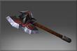 Axe of the Red Conqueror