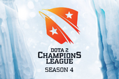 Dota 2 Champion's League Season 4 Ticket