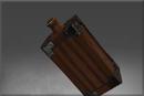 Barril Incendiário do Canhão de Rum