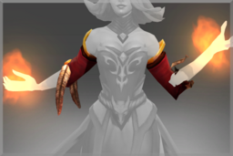 Cosmetic icon Sleeves of the Vehement Plume.png
