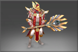 Cosmetic icon Thunderwrath's Calling Set.png