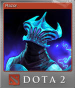 Trading Card Foil Icon - Razor.png