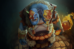 Cosmetic icon Ancestral Luck Loading Screen.png