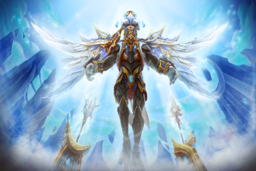 Cosmetic icon Beacon of Cerulean Light Loading Screen.png