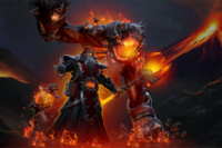 Loading Screen of the Infernal Maw