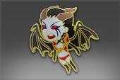 Pin: Queen of Pain