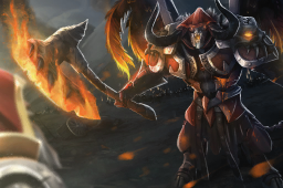 Cosmetic icon Raven's Flame Loading Screen.png