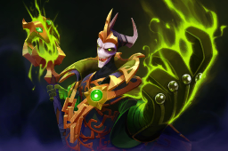Cosmetic icon The Arcanist's Guise Loading Screen.png