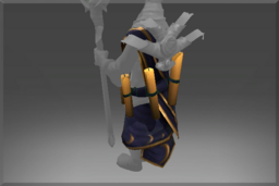 Cosmetic icon Cape of the Cunning Augur.png
