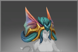 Cosmetic icon Crown of Prismatic Grace.png