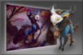 Masked Fey Courier and Screen Bundle