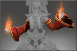 Cosmetic icon Sleeves of the Divine Flame.png