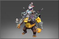 Набор Toxic Siege Armor