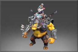 Cosmetic icon Toxic Siege Armor Set.png