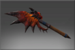 Battleaxe of the Basilisk