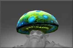 Cosmetic icon Cap of the Fungal Lord.png