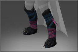 Cosmetic icon Gaiters of the Shadowcat.png
