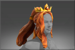 Cosmetic icon Tails of the Scorching Princess.png