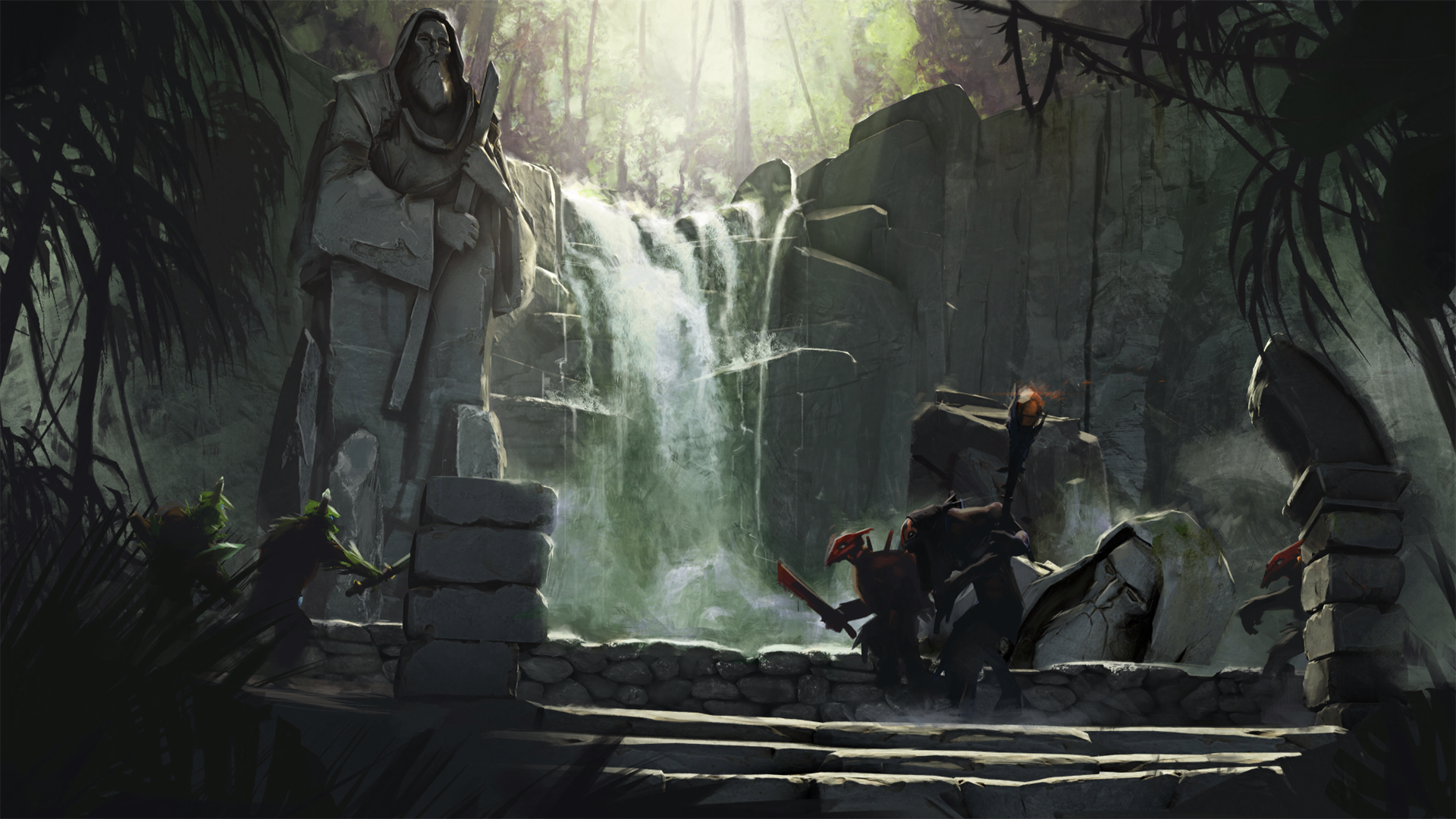 What Loading Screen Do You Think Makes The Best Dota Wallpaper Dota2