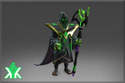 Cosmetic icon Garb of the Cruel Magician Set.png