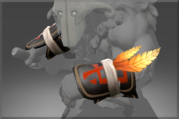 Cosmetic icon Gifts of the Vanished Isle Arms.png