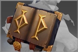 Cosmetic icon Tome of the Guarded Word.png