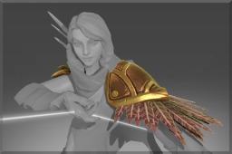 Cosmetic icon Featherswing Pauldron.png