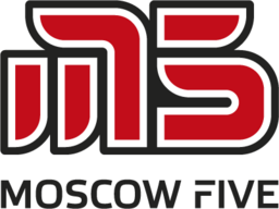 Team logo Moscow Five.png