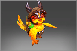 Cosmetic icon Blazing Hatchling.png