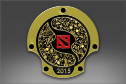 Cosmetic icon Pin The International 2015 Attendee.png