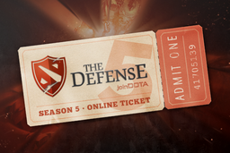 Cosmetic icon The Defense Season 5 (Ticket).png