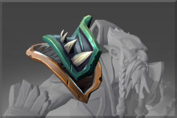 Cosmetic icon Pauldron of the Wolf Hunter.png