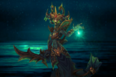 Serpent of the Emerald Sea Loading Screen
