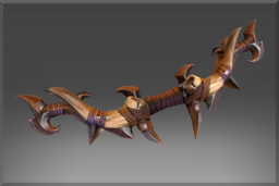 Cosmetic icon Compendium Scorched Fletcher Bow.png